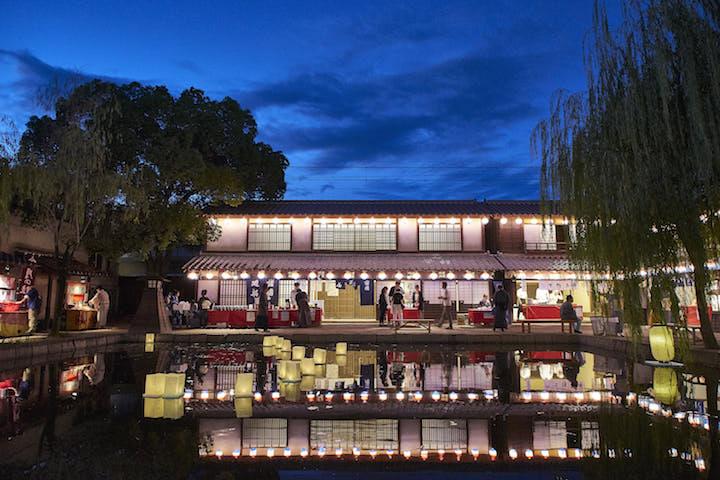 岡崎明治酒場「サケガーデン」 at 京都・岡崎公園 ※写真はイメージ