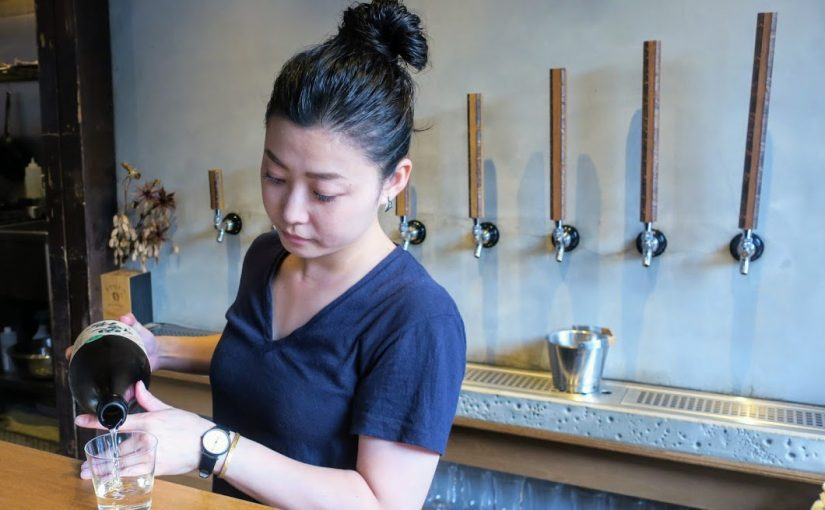 【BEFORE 9】8種のクラフトビールと8種の日本酒が揃う、グローバルな醸造酒バー