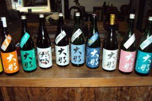 【大那】菊の里酒造
