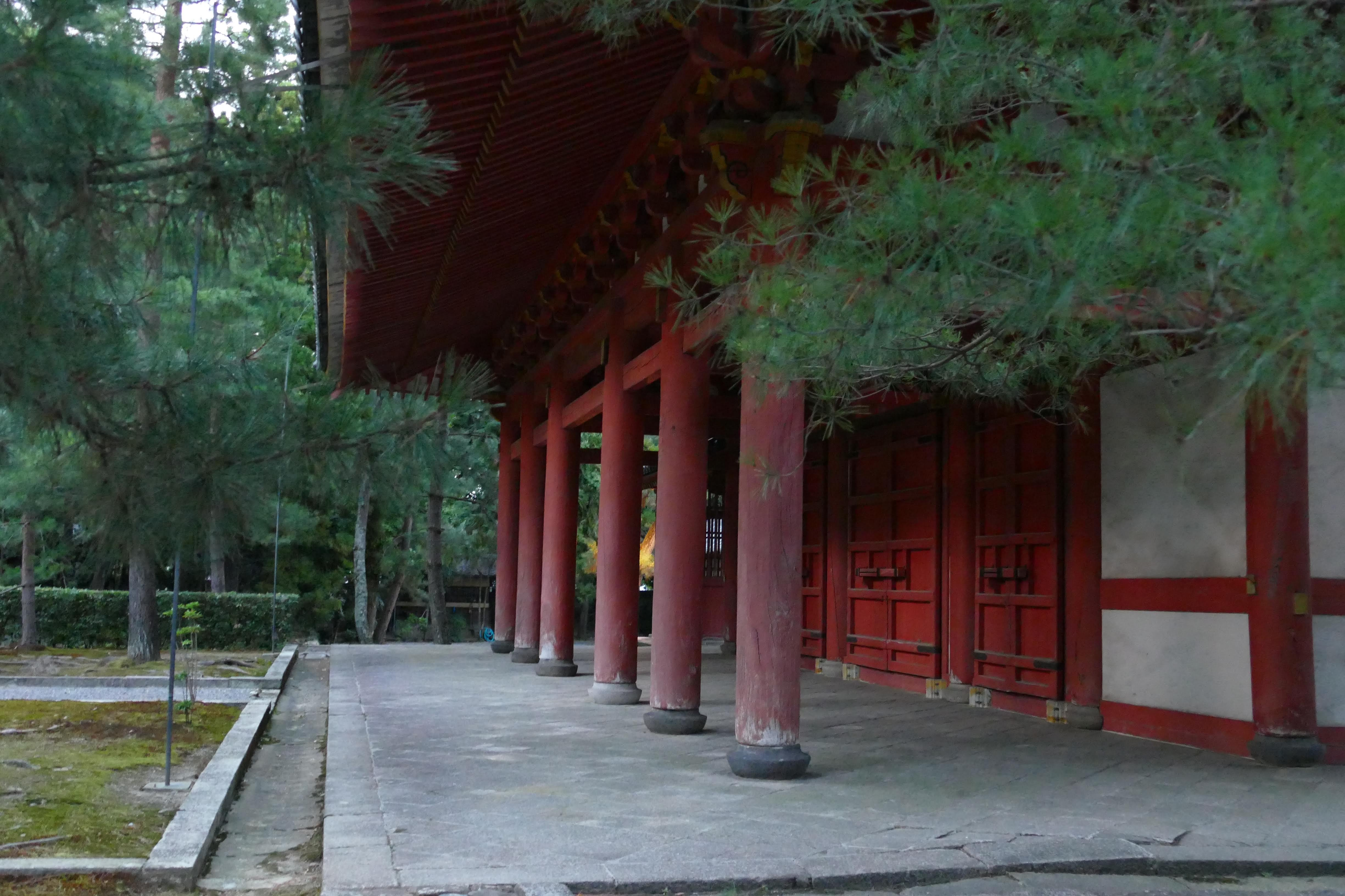 大徳寺を散策