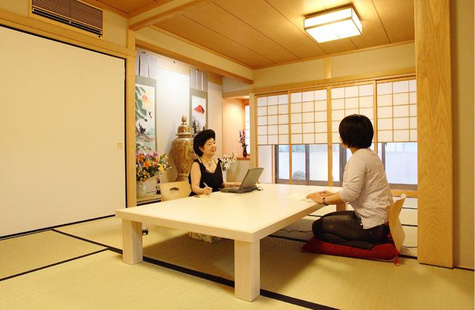 京都の有名占い師による総合鑑定