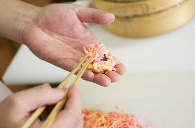 京町家で和菓子を作ってみませんか?