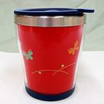 マグカップ作り(赤)