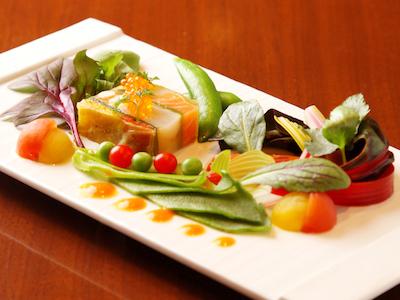 樋口農園の京野菜ランチツアー