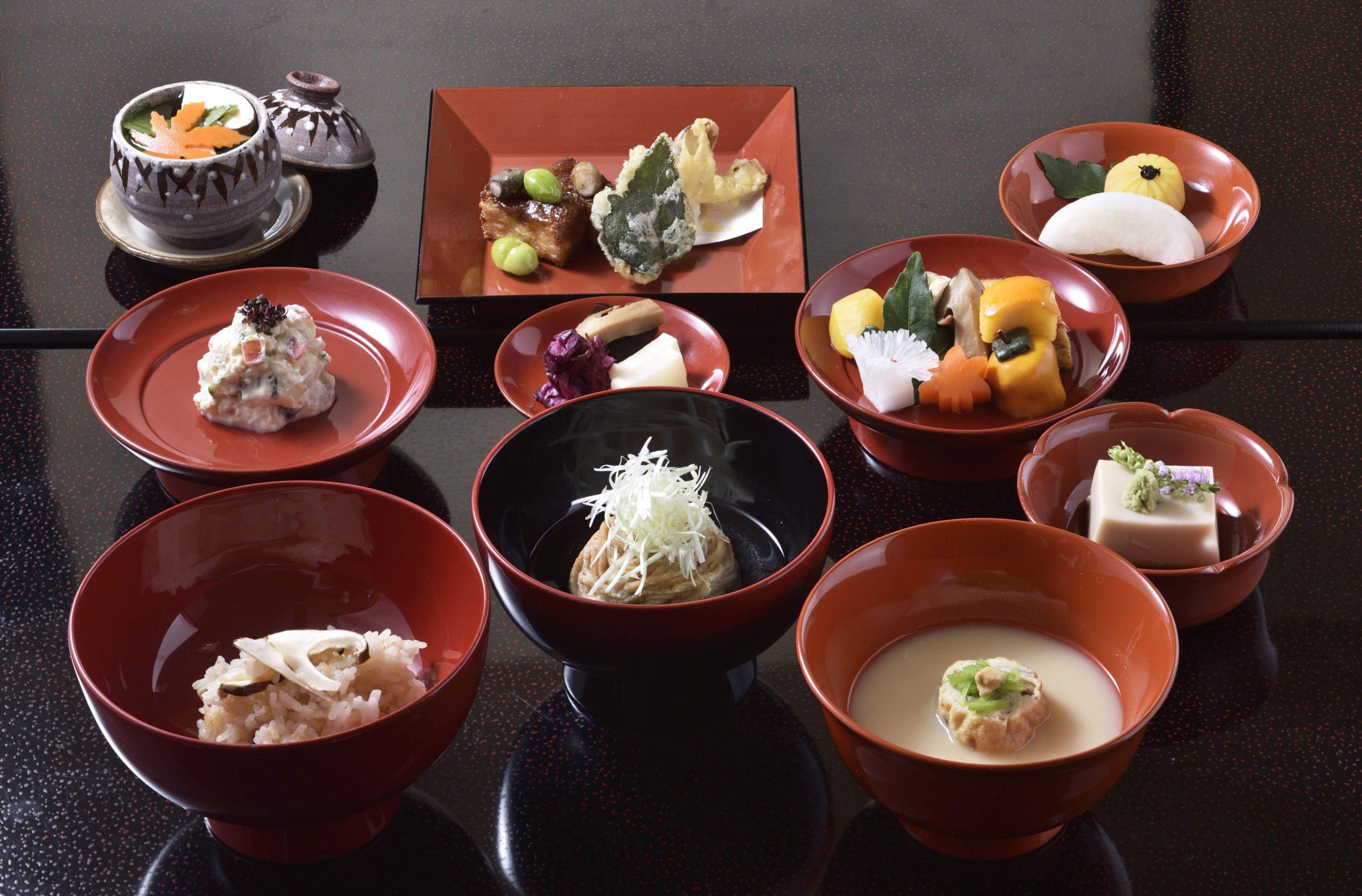 京の秋御膳